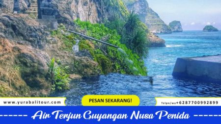 Air Terjun Guyangan Nusa Penida Spot Anti Mainstream Yang Super Seru